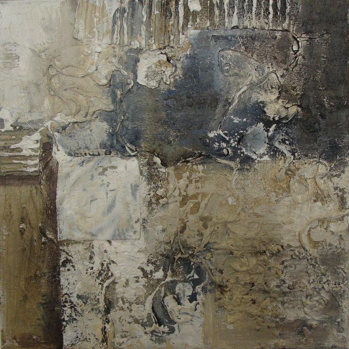 structuur, acryl. 2013.